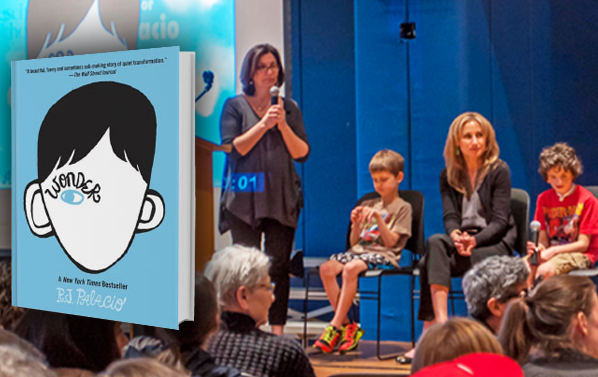 myFace Conference for Wonder Book by R.J Palacio, 305KB