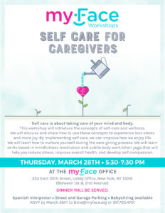 March 2019 Self Care Workshop