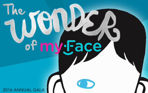 The wonder of myFace banner