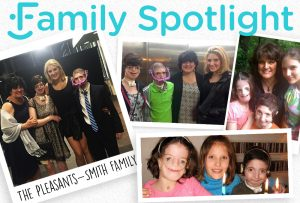myFace family spotlight peasants smith blog