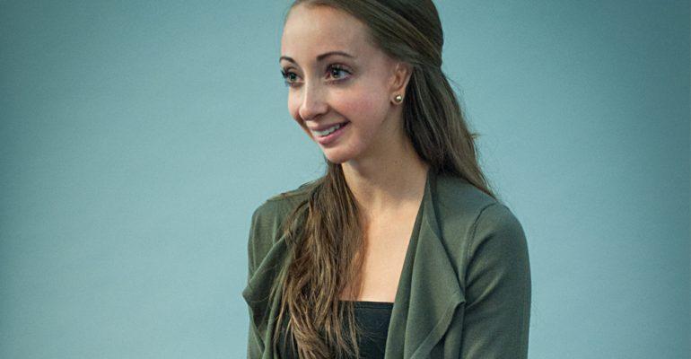 myFace patient Maggie Porcelli