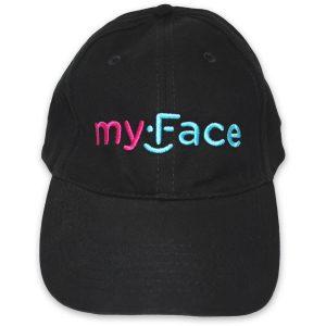 myFace logo hat