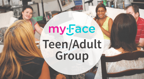 myFace Teen and Adult Group event page feature image