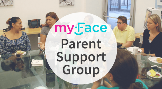 myFace Parent Support Group event page feature image