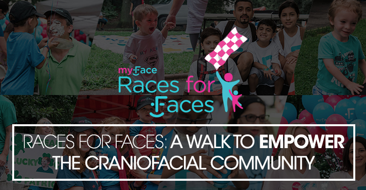 Races for Faces 2017 - A Walk to Empower the Craniofacial Community