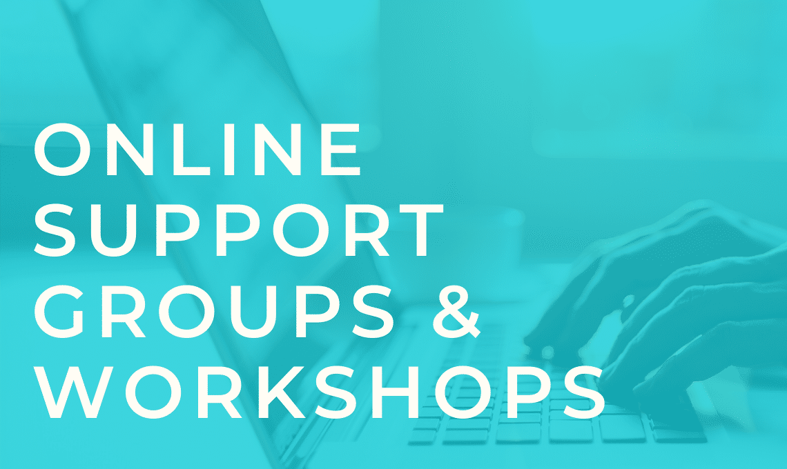 Header Image: Online Support Groups